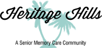 Heritage Hills Memory Care Logo