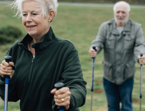 Staying active – How to Keep your Elderly Loved Ones Moving