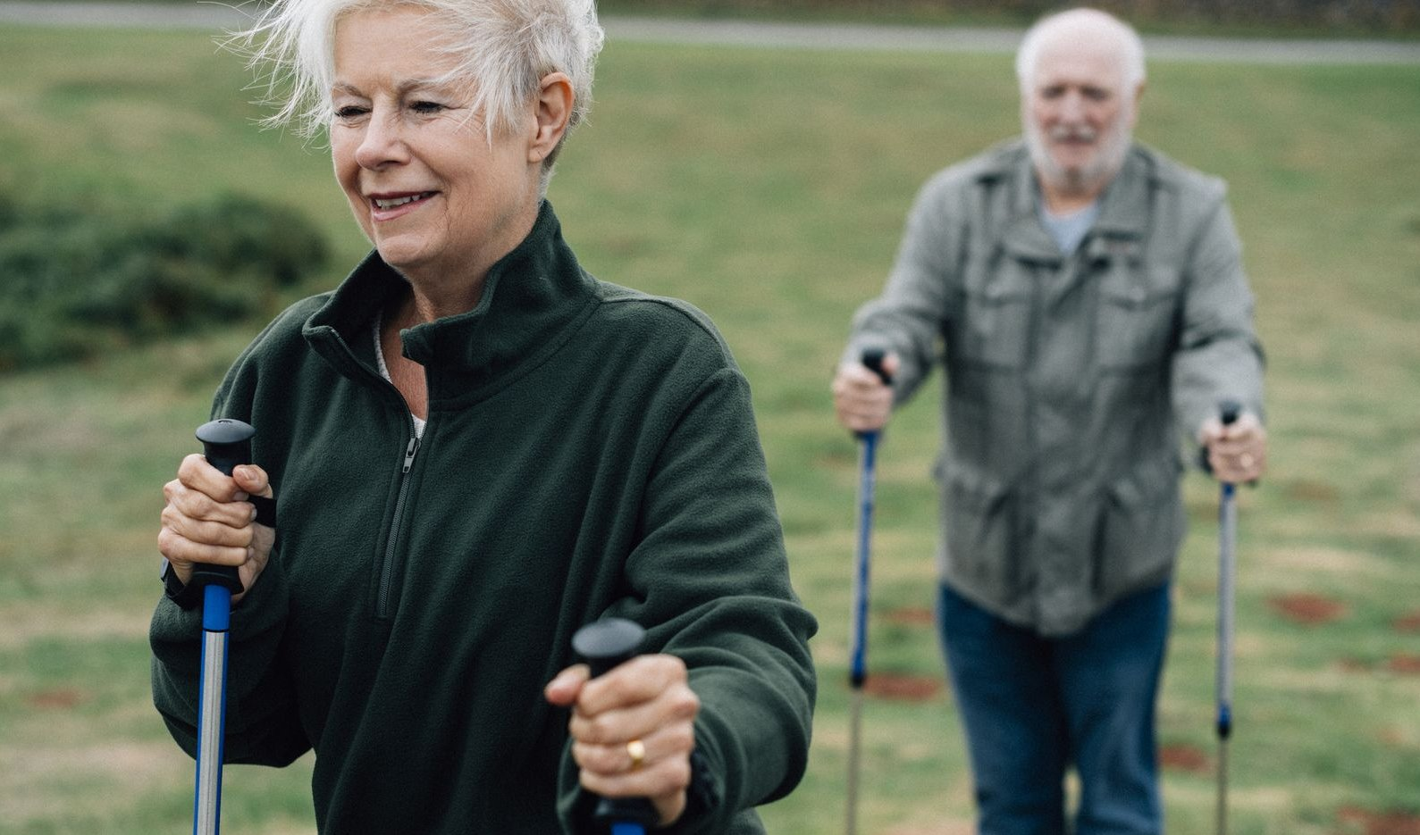 Staying active - How to Keep your Elderly Loved Ones Moving